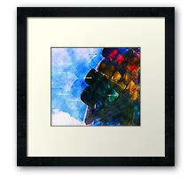 zoom factory Framed Print