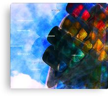 zoom factory Canvas Print