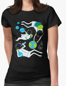 A Day Out In Space - Black T-Shirt