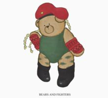BEARS and FIGHTERS - Cammy by Bears& Fighters