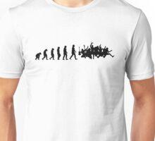McBusted Evolution (Black) Unisex T-Shirt