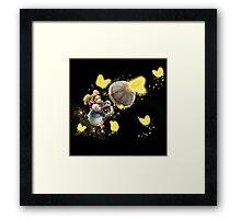 Princess Agitha Framed Print