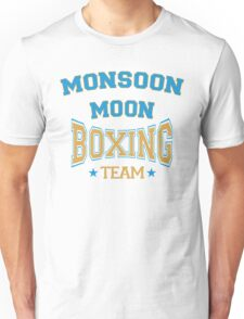 The Mighty Boosh – Monsoon Moon Boxing Team Unisex T-Shirt