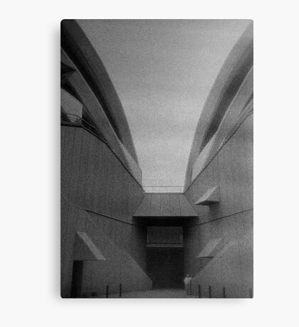 Opera House  .. a different view Canvas Print