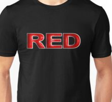 Red 1 Unisex T-Shirt