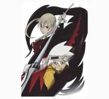 Soul Eater Maka & Soul One Piece - Long Sleeve