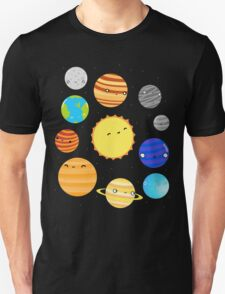 The Solar System Unisex T-Shirt