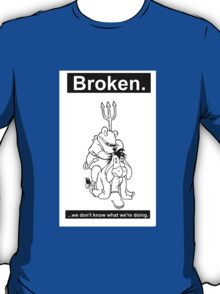 World Industries Rocco Pooh Eeyore spoof T-Shirt