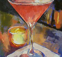 Cosmopolitan by Michael Creese