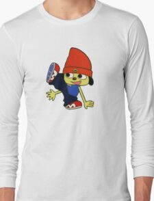 Parappa The Rapper T-Shirt/Sticker Long Sleeve T-Shirt