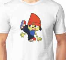 Parappa The Rapper T-Shirt/Sticker Unisex T-Shirt