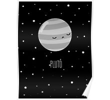 Pluto Poster