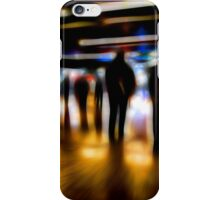 At the Spaceport iPhone Case/Skin