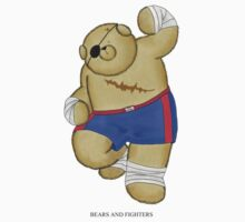 BEARS and FIGHTERS - Sagat by Bears& Fighters