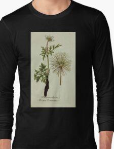 Plantarum Indigenarum et Exoticarum - Lukas Hochenleitter und Kompagnie 1788 - 185 Long Sleeve T-Shirt