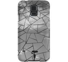 Cracking up Samsung Galaxy Case/Skin