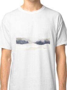 Winter solitude Classic T-Shirt