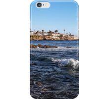 Beautiful Day In La Jolla iPhone Case/Skin