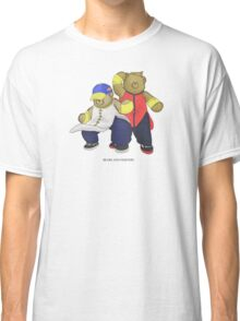 BEARS and FIGHTERS - Yun and Yang Classic T-Shirt