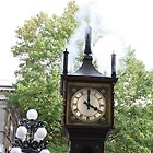 Steam clock - Gastown by andrewm
