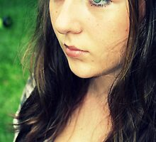 Portrait - Genevieve by S S