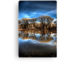 Willow Creek Cove 2 Portrait Canvas Print
