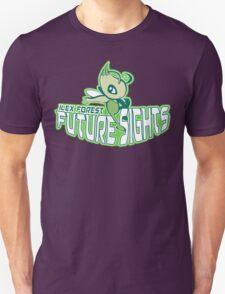 Ilex Forest Future Sights: Celebi Sports Logo T-Shirt