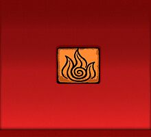I am a Firebender by Gabriel Barahona