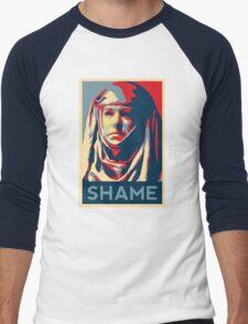 Shame (GOT) Men's Baseball ¾ T-Shirt