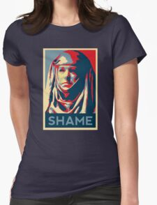 Shame (GOT) Womens Fitted T-Shirt
