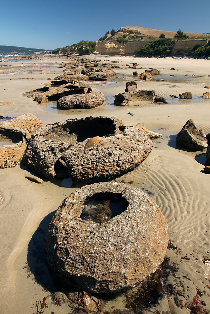 Beach Bowl-ders by zoopita