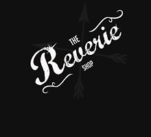 THE REVERIE SHOP LOGO Men's Baseball ¾ T-Shirt