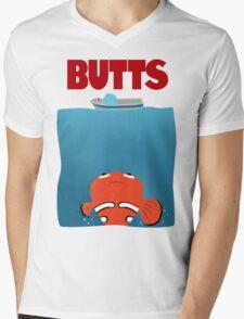 BUTTS - JAWS Parody T-Shirt