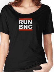 RUN BNC Women's Relaxed Fit T-Shirt