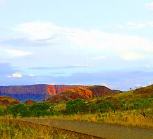 The Kimberley's Western Australia by Virginia McGowan