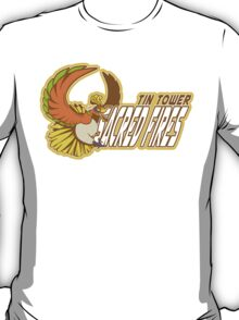 Tin Tower Sacred Fires: Ho-oh Sports Logo T-Shirt