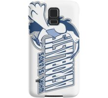 Whirl Islands Aeroblasts: Lugia Sport Logo Samsung Galaxy Case/Skin