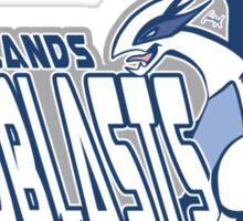 Whirl Islands Aeroblasts: Lugia Sport Logo Sticker