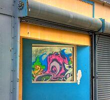 Graffiti Re-interpreted by njordphoto