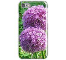 Ornamental Onions iPhone Case/Skin