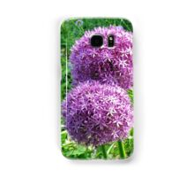 Ornamental Onions Samsung Galaxy Case/Skin
