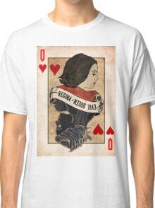Queen of Hearts: Regina Mills Classic T-Shirt