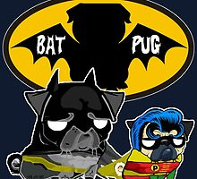 dark lord batpug by darklordpug