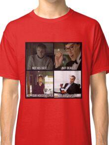 Sherlock BBC Cast Classic T-Shirt