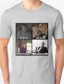 Sherlock BBC Cast Unisex T-Shirt
