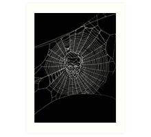 A Criminal Web Art Print