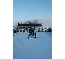 The Crown, Hesket Newmarket, Cumbria Photographic Print