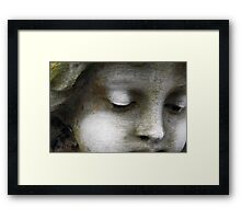 Stoneface - NSW Framed Print