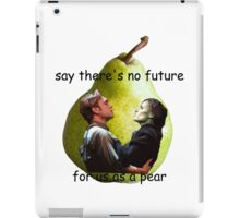 Us As A Pear iPad Case/Skin