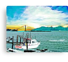 Better Days Parker, Florida Canvas Print